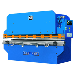 W67Y series hydraulic plate bending machine